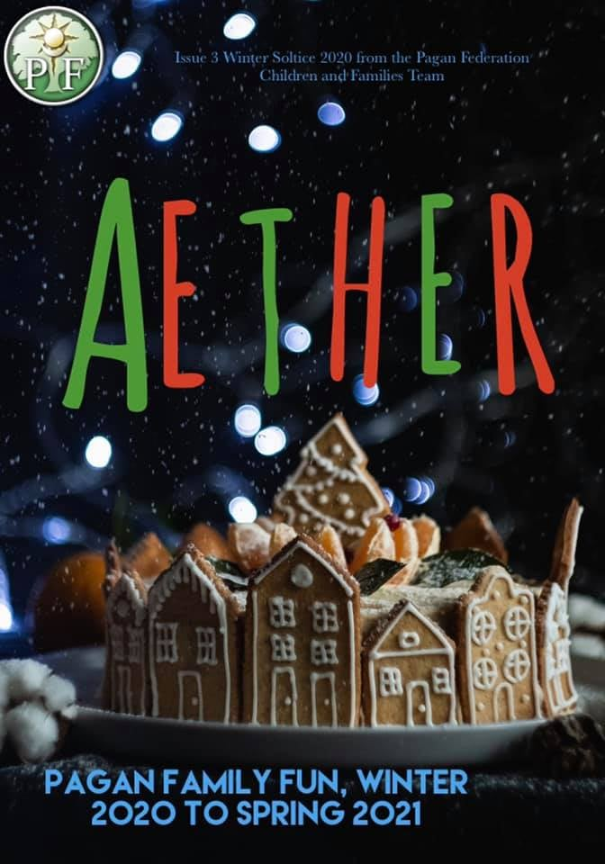 Aether Issue 3 - the magazine of the PF Children & Families Team now available of