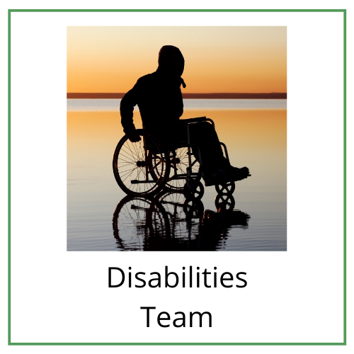 Pagan Federation Disabilities Team